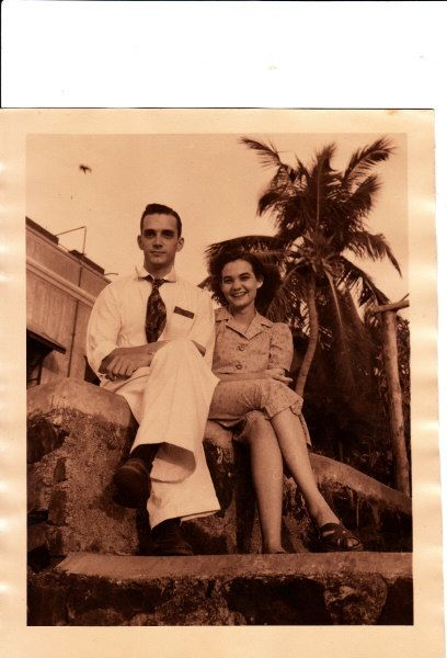 nana and grandpa young