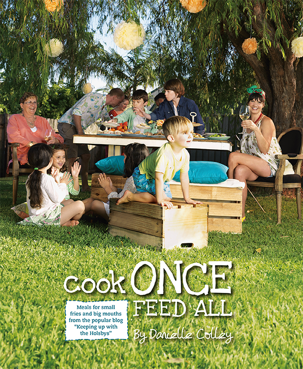 Cook Once, Feed All COVER_lr