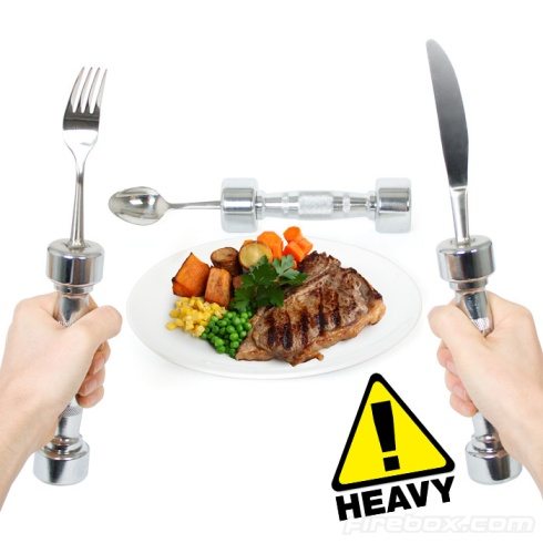 Eat Fit Cutlery