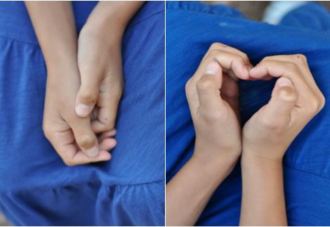 cleo hands