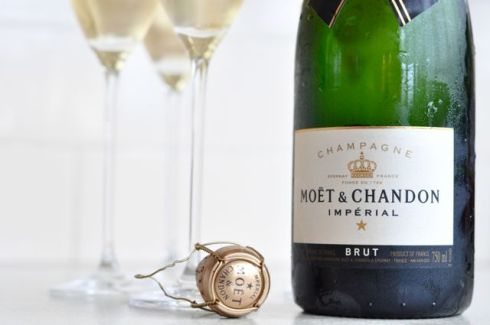 french champagne moet 2