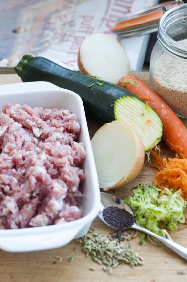 sausage roll ingredients