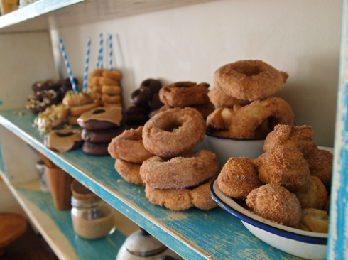 smash cakes doughnuts