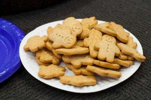 Little Bellies Ginger Bread Men