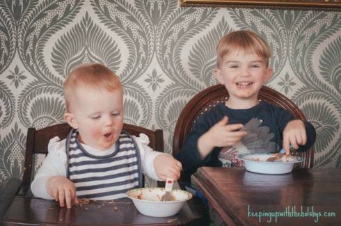 Toddler mealtimes made easy