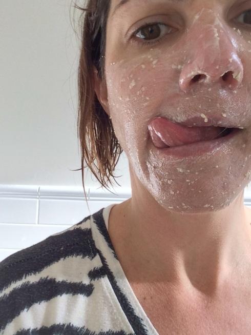 homemade beauty treatment